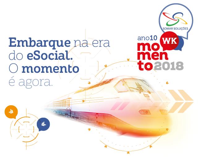 Momento WK 2018 embarca no eSocial para apresentar as novidade do ERP Radar Empresarial