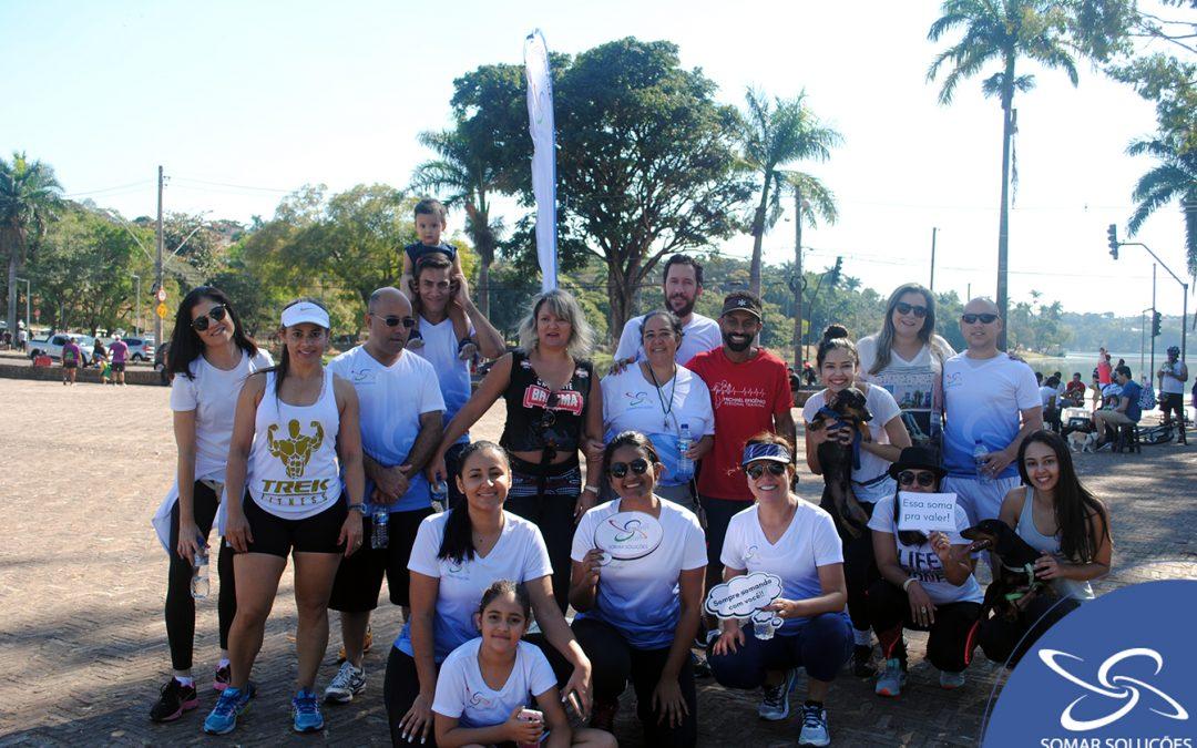Assim foi a 1ª Caminhada Recreativa #somandocomvoce!